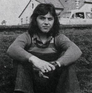 Ari Jónsson 1971