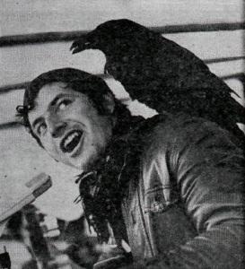 Árni Johnsen 1970
