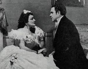 Einar Kristjánsson í La traviata 1953