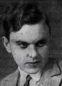 Einar Kristjánsson um 1930