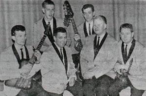 Hljómsveit Ingimars Eydal 1965