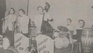 Hljómsveit Svavars Gests 1958