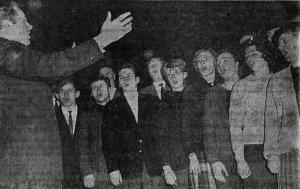 Liljukórinn 1964