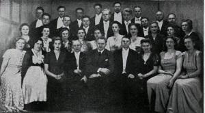 Sunnukórinn 1945