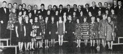 Sunnukórinn 1973