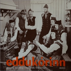Eddukórinn - ÍSlensk þjóðlög