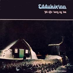 Eddukórinn - Jól yfir borg og bæ
