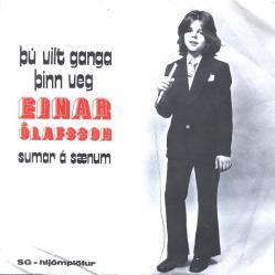 Einar Ólafsson - Þú vilt ganga þinn veg