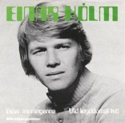 Einar Hólm - Við leiddumst tvö