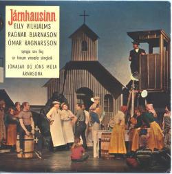 Elly, Ragnar og Ómar - Járnhausinn
