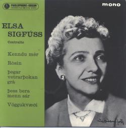Elsa Sigfúss - Kenndu mér