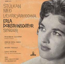 Erla Þorsteinsdóttir - Ítalskur calypso