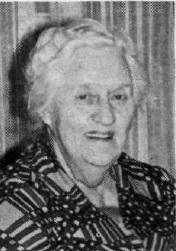 Guðrún Ágústsdóttir sópransöngkona