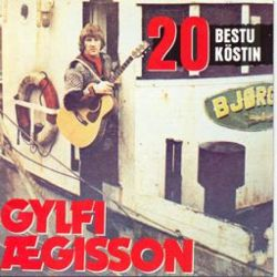 Gylfi Ægisson - 20 bestu köstin