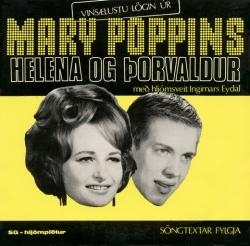 Helena og Þorvaldur - Mary Poppins