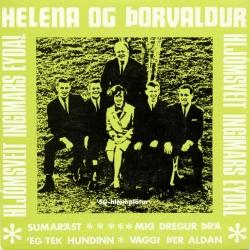 Hljómsveit Ingimars Eydal, Helena og Þorvaldur - Sumarást