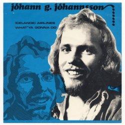Jóhann G. Jóhannsson - Icelandic airlines