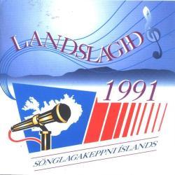Landslagið 1991 - Ýmsir