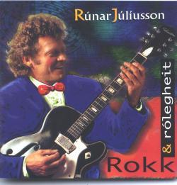 Rúnar Júlíusson - Rokk og rólegheit