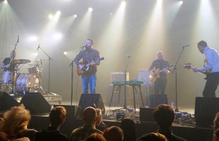 Mugison band Airwaves 2014