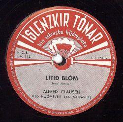 Alfreð Clausen - Lítið blóm