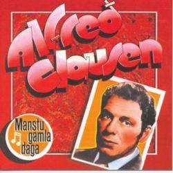 Alfreð Clausen - Manstu gamla daga cd