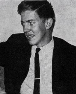 Þorvaldur Halldórsson 1966