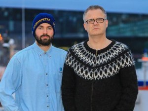 Jón Ólafsson og Futuregrapher