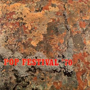 Pop festival 70 - ýmsir