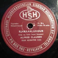 alfred-clausen-bjarkarlundur