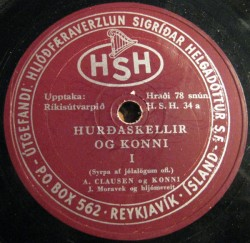 alfred-clausen-og-konni-hurdarskellir-og-konni