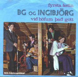 BG og Ingibjörg - Fyrsta ástin ofl.