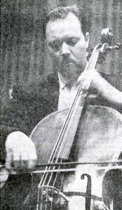 Einar Vigfússon sellóleikar 19621