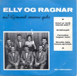 Elly og Ragnar - Hvert er farið blómið blátt
