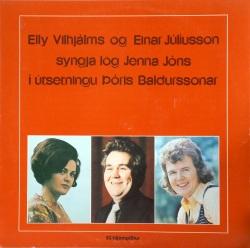 Elly Vilhjálms og Einar Júlíusson - syngja lög Jenna Jóns1