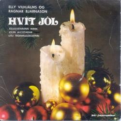 Elly Vilhjálms og Ragnar Bjarnason - Hvít jól I