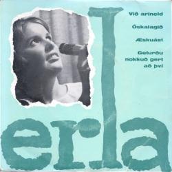 Erla Stefánsdóttir - Við arineld