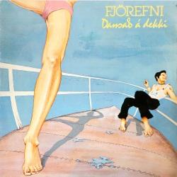 Fjörefni - Dansað á dekki1