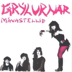 Grýlurnar - Mávastellið