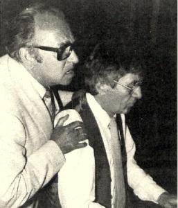 Guðjón Pálsson og Sigfús Halldórsson1