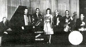 Hljómsveit Guðmundar Finnbjörnssonar 19581