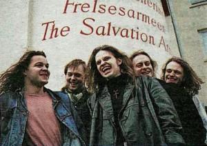 Jötunuxar 1993