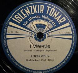 Leikbræður - Í Víðihlíð ofl.