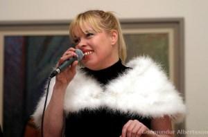 Andrea Gylfadóttir