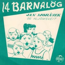 Jan Morávek og hljómsveit - 14 barnalög
