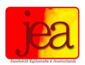 Jazzhátíð Egilsstaða logo