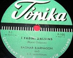 Ragnar Bjarnason - Í faðmi dalsins