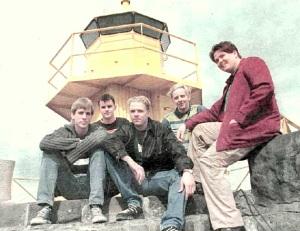 Reggae on ice 1996