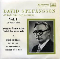 Davíð Stefánsson - Vol. 1 [ep]