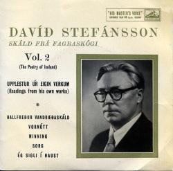 Davíð Stefánsson - Vol. 2 [ep]